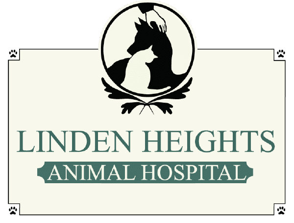 Linden Heights Animal Hospital Logo